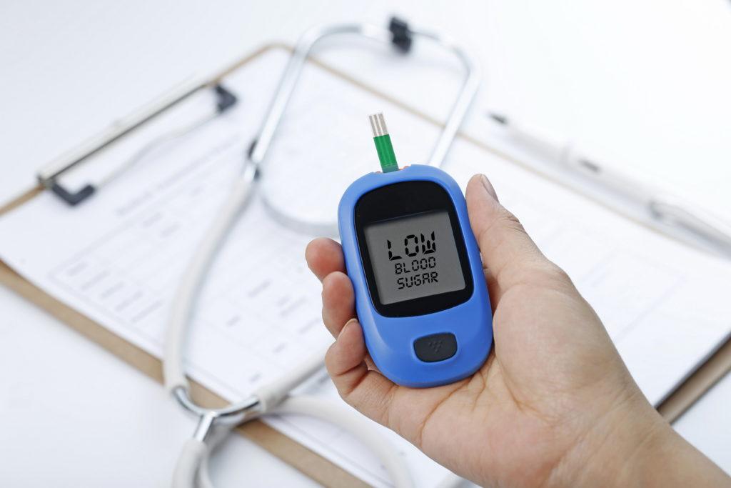 Glukometr wynik