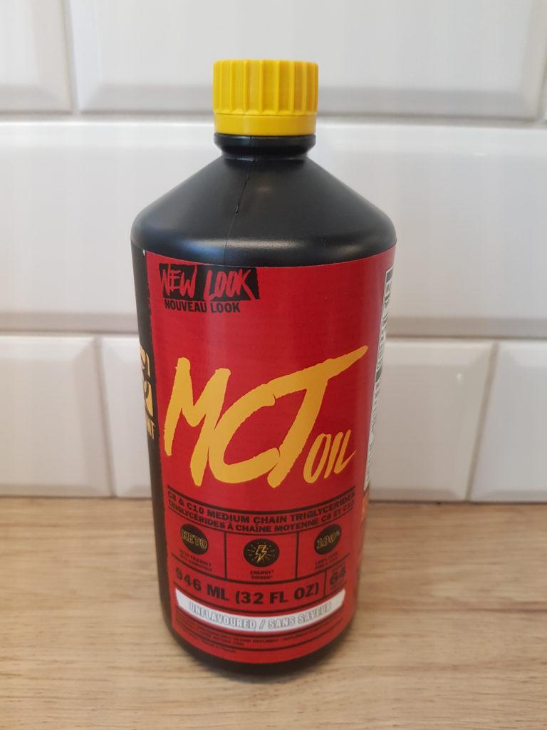 Olej MCT mutant